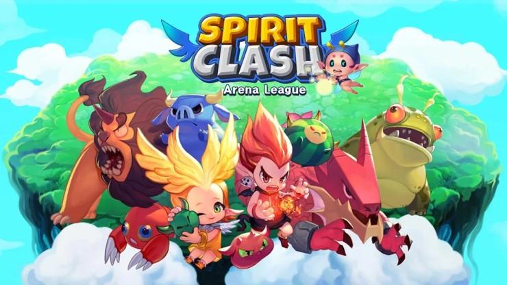 [MWU Korea 2019] SpiritClash / 스피릿게임즈