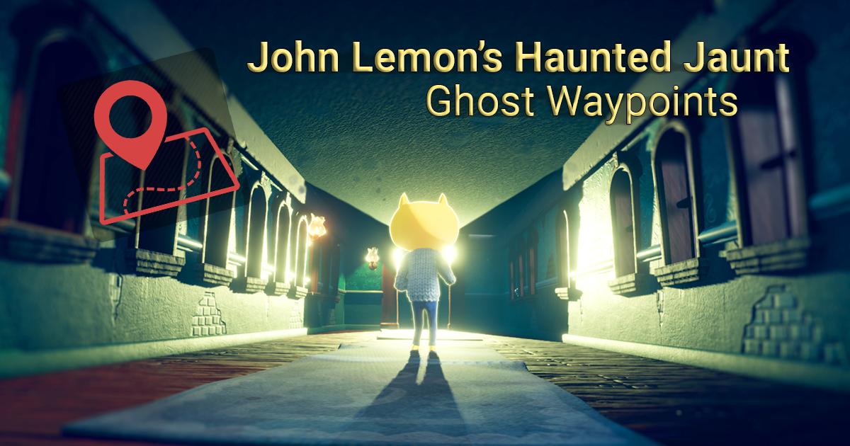 Improve Waypoints for John Lemon's Haunted Jaunt