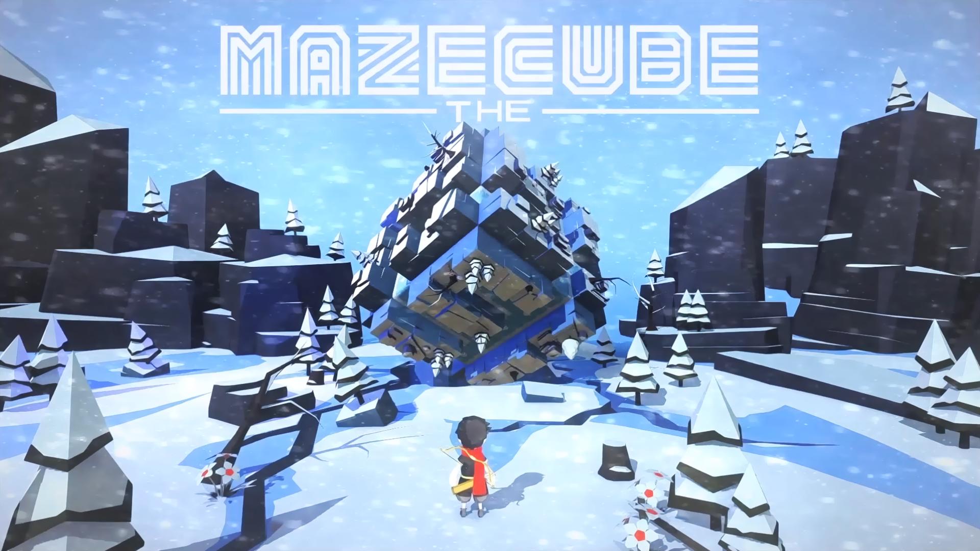 [MWU Korea 2019] MazeCube / IAMABOY