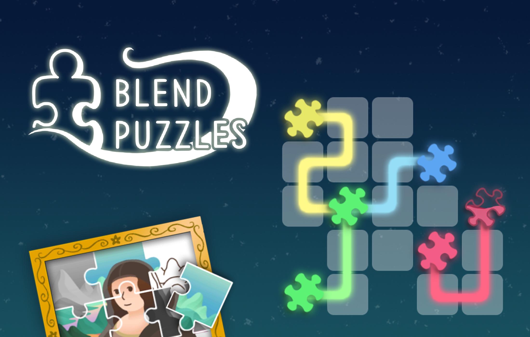 [MWU Korea 2019] Blend Puzzles / 팀 술고래