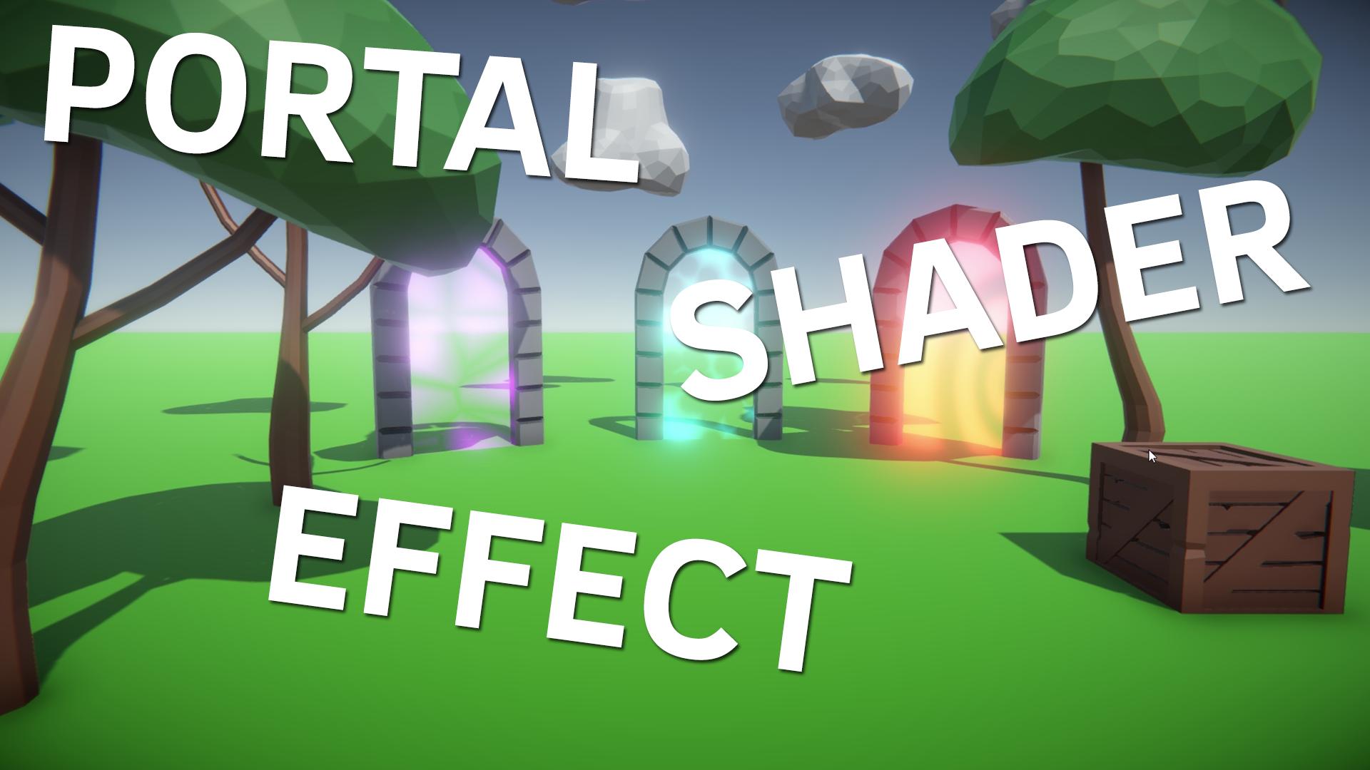 Portal Effect Shader