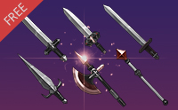 [Free] 6 weapons