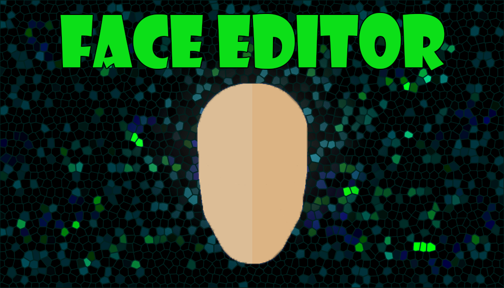 [WIP] Face editor