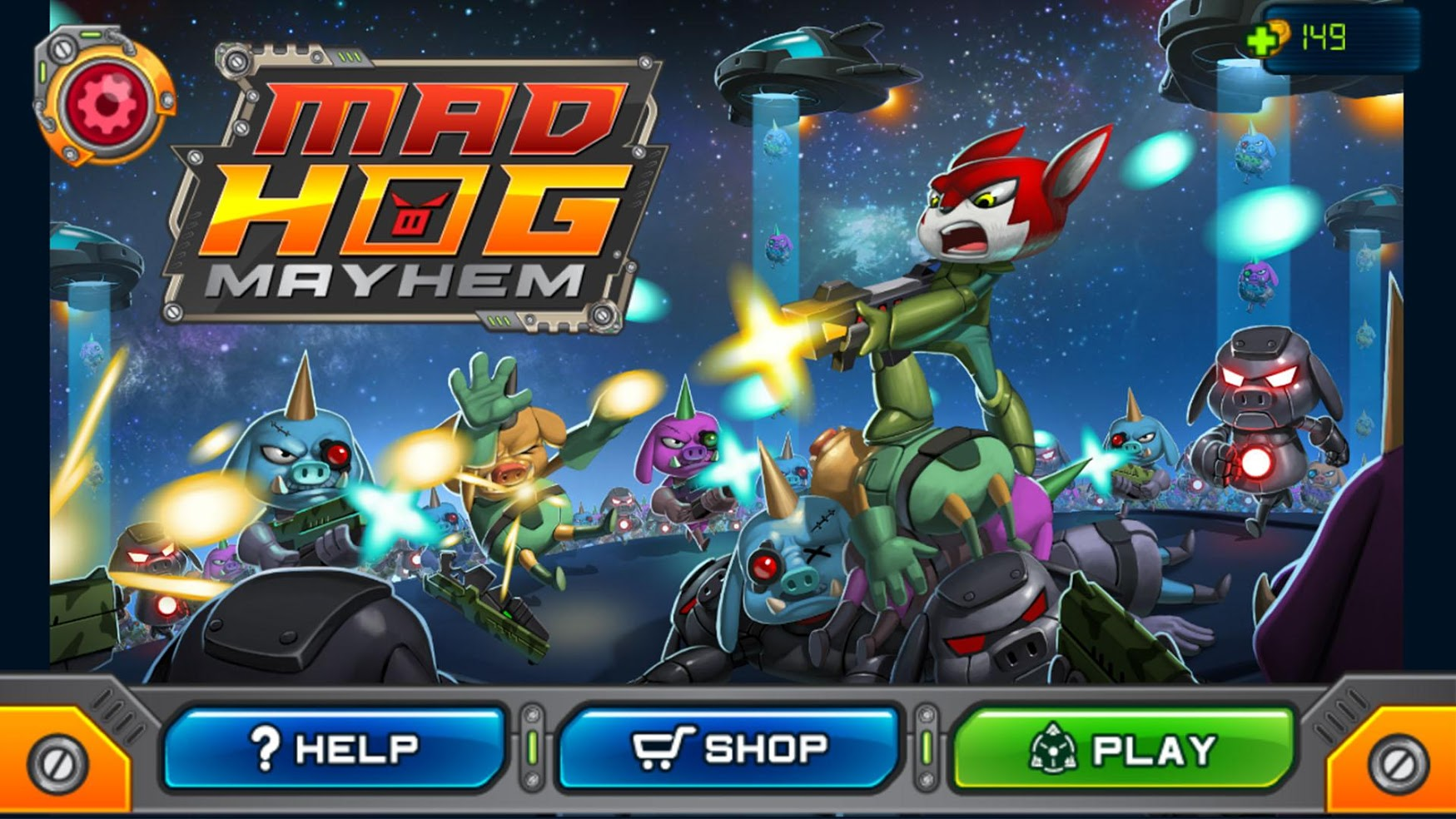 Mad Hog Mayhem