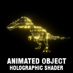 Holographic Shader