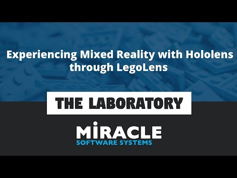 Miracle Software - AR / VR / MR projects