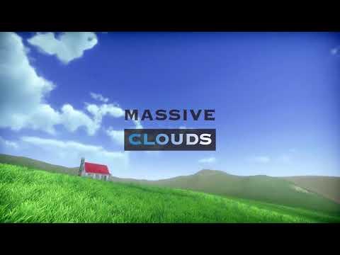 MassiveClouds version3 Demo Movie