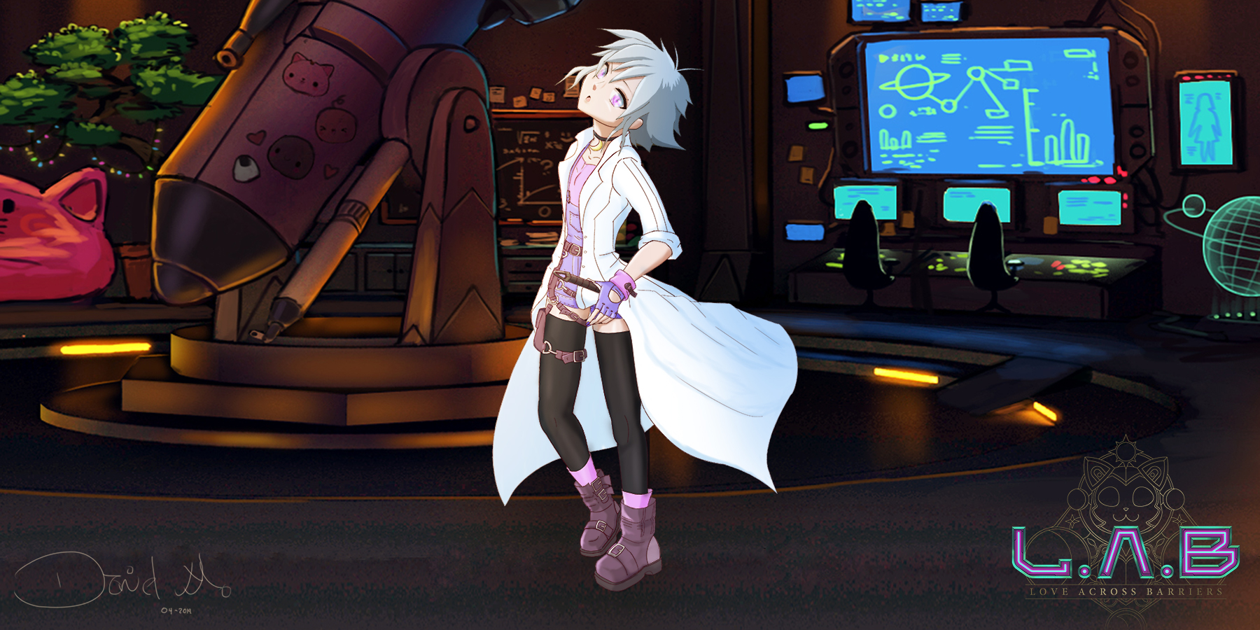Natsuki character rework