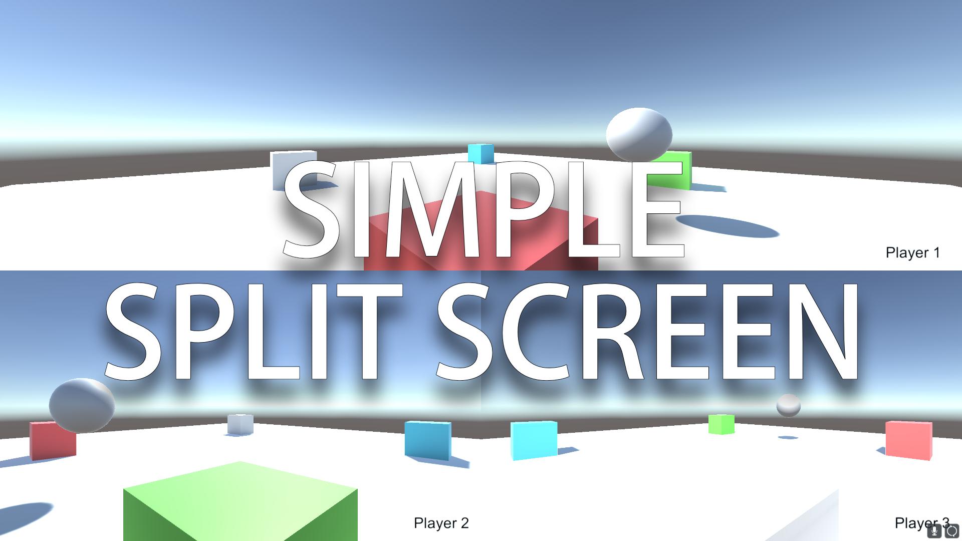 Simple Split Screen