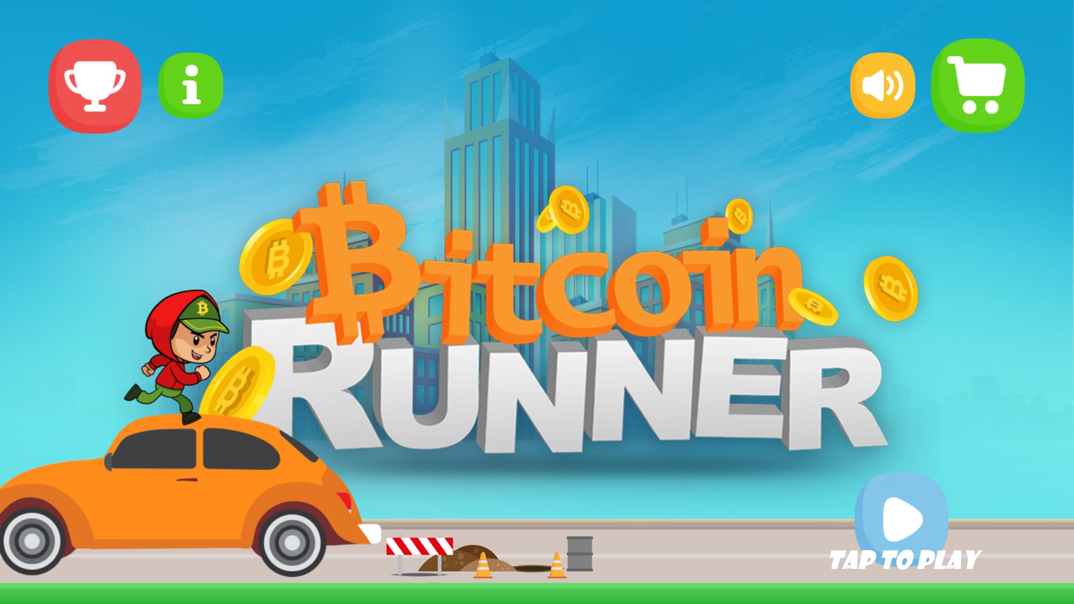Bitcoin Runner