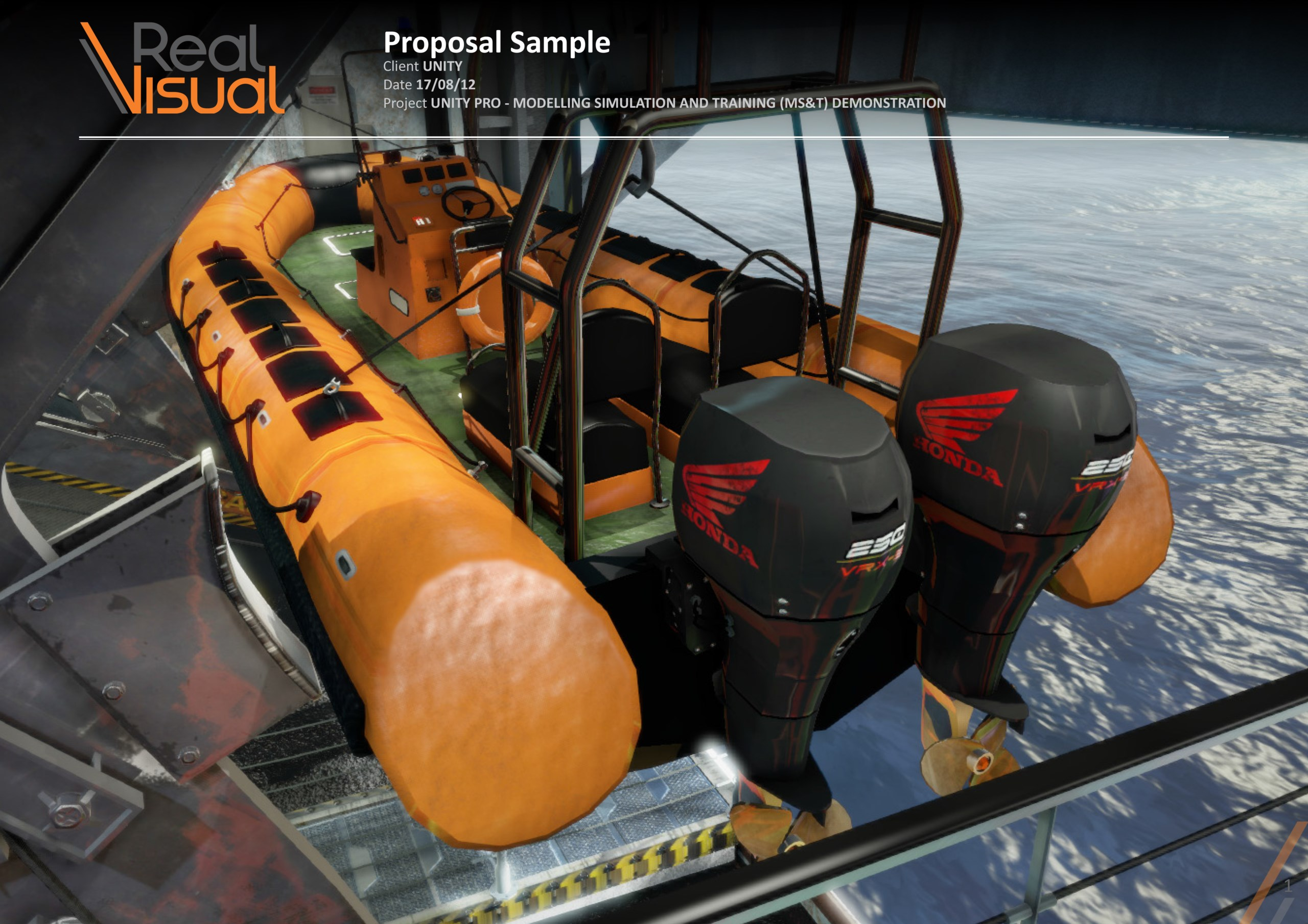 Search and Rescue - Virtual Training Design Document