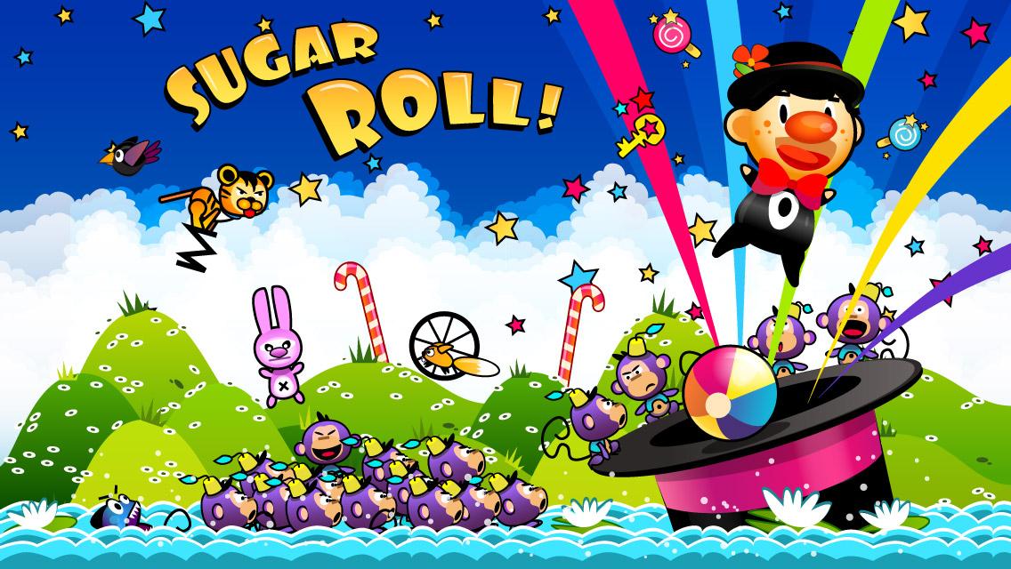 Sugar roll