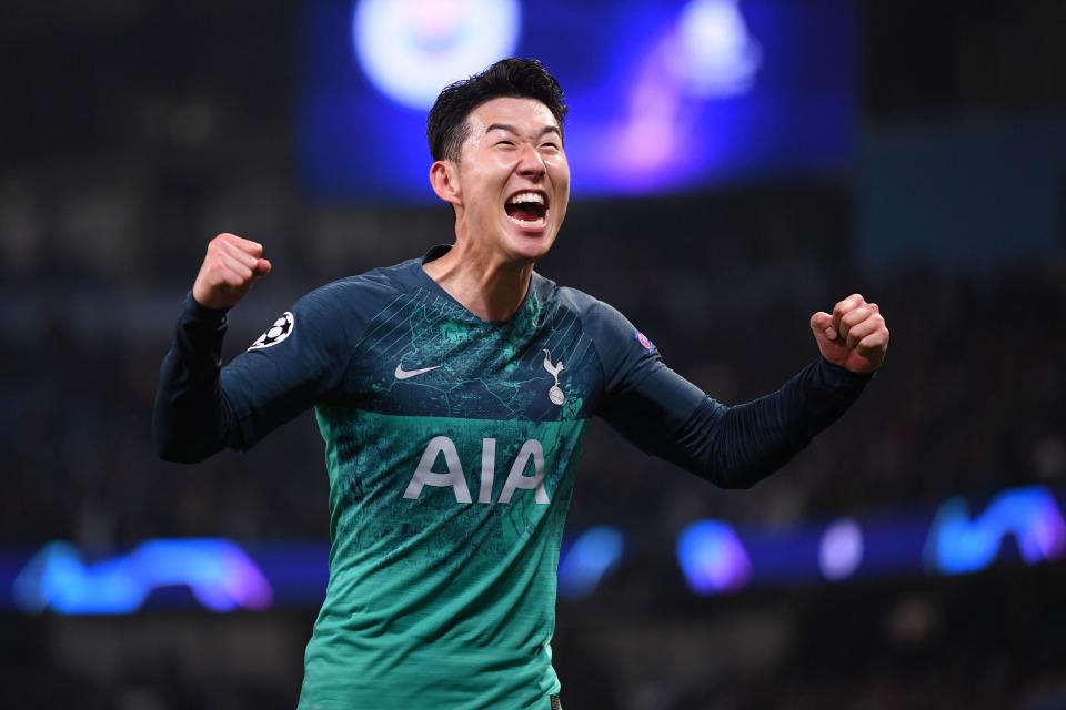 Ajax vs Tottenham Hotspur : Son Heung-Min Dapat Merubah Hasil