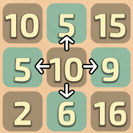 Split: A number puzzle game