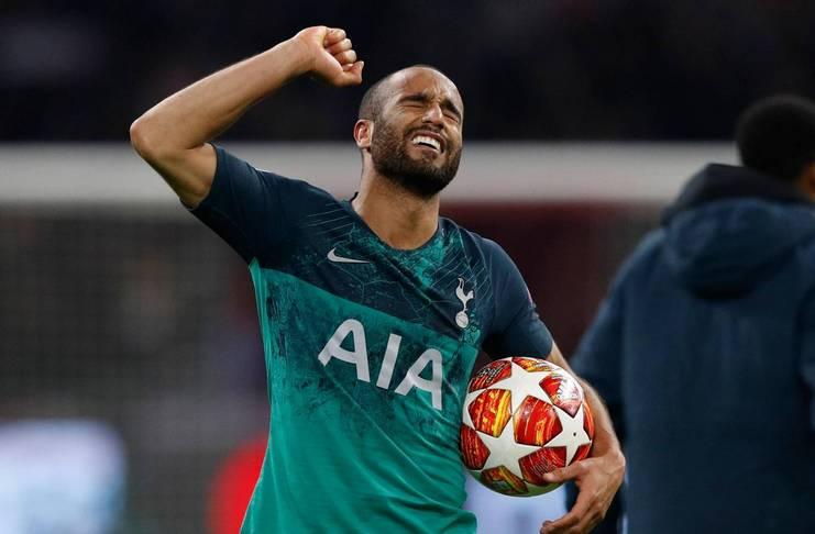 Ini Pendapat Lucas Moura Pahlawan Tottenham