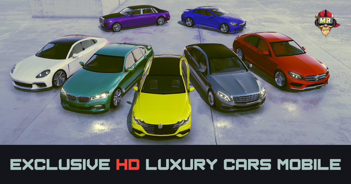 Exclusive HD Luxury Cars Mobile