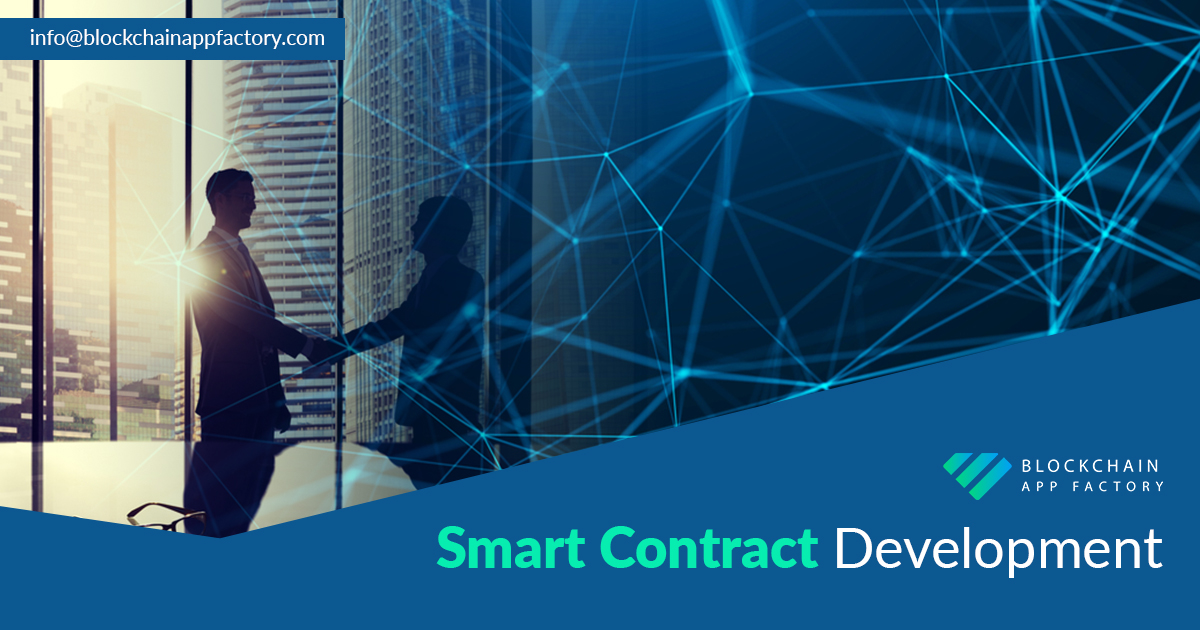 Top-notch smart contract development for automation