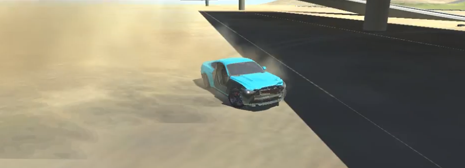 Edy's vehicle physics + Damage System
