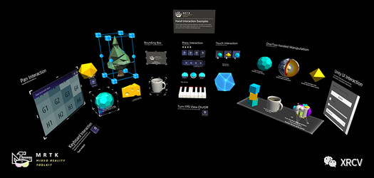 HoloLens 2开发初窥