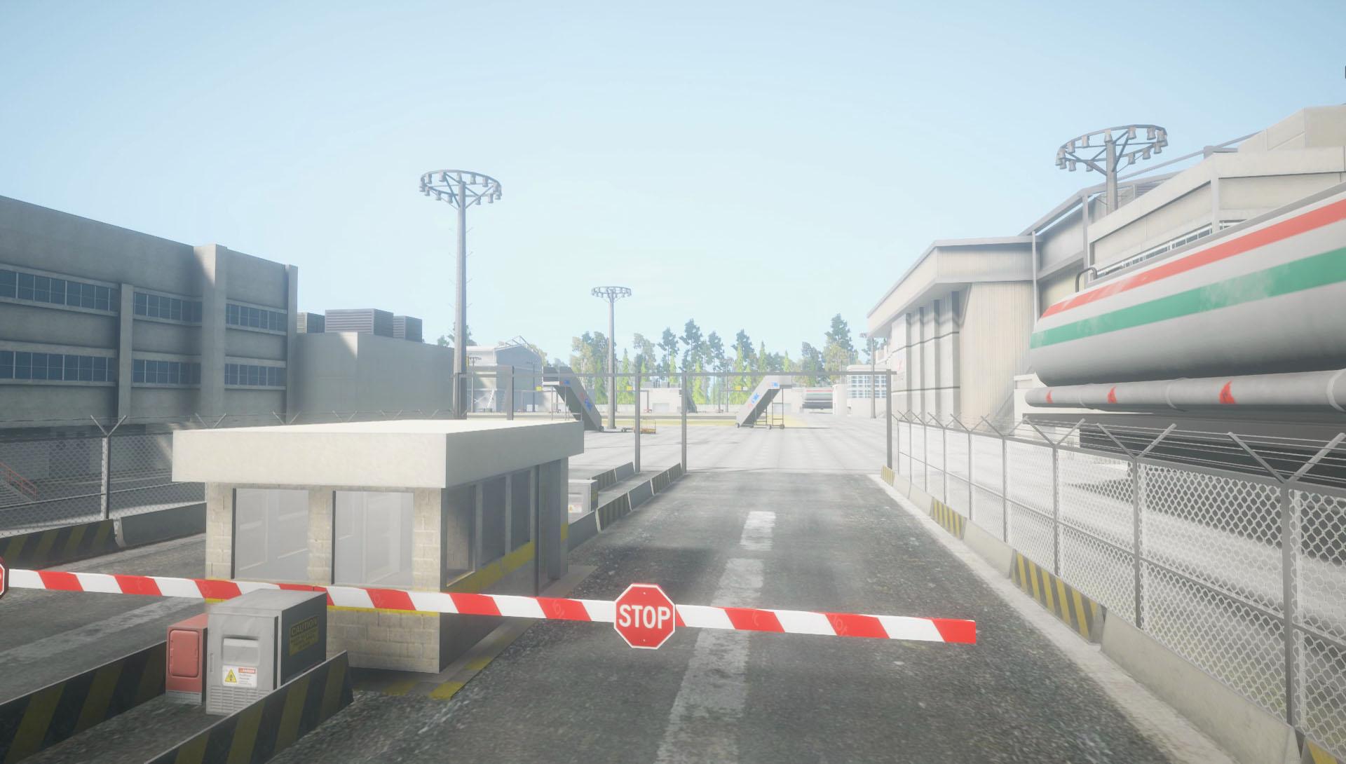 Airport Level