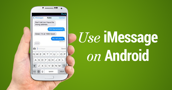iMessage Alternative for Android