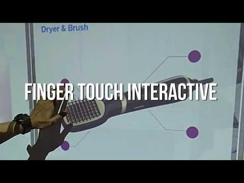 Immersive Projection | Philips JiExpo 2018 Indoneisa