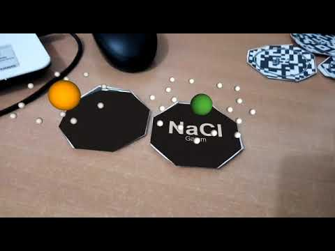 Augmented Reality for Chemistry