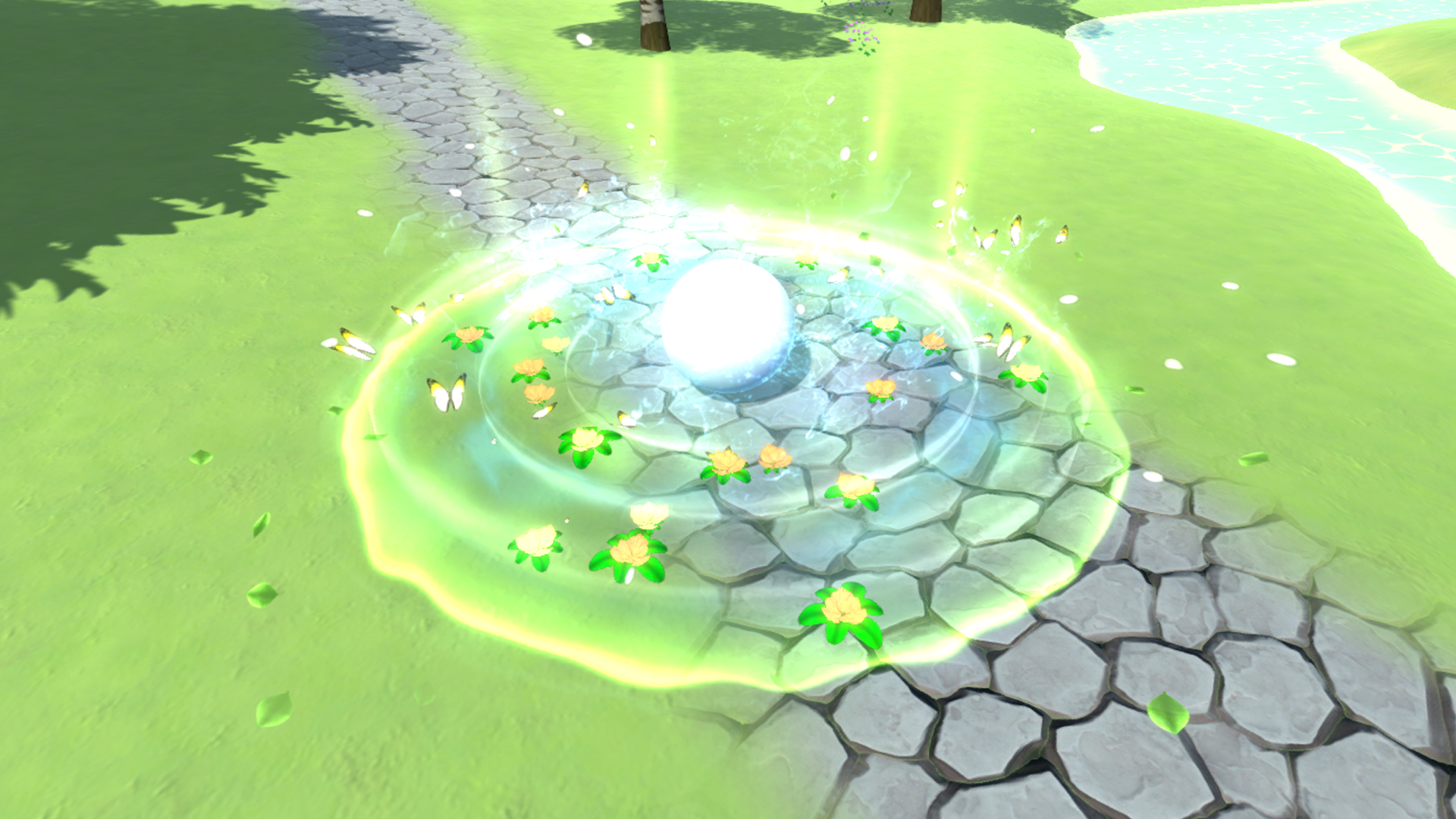 Cute elemental buff. Free download!