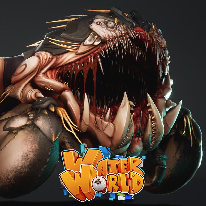 WaterWorld - Datrang Final Model