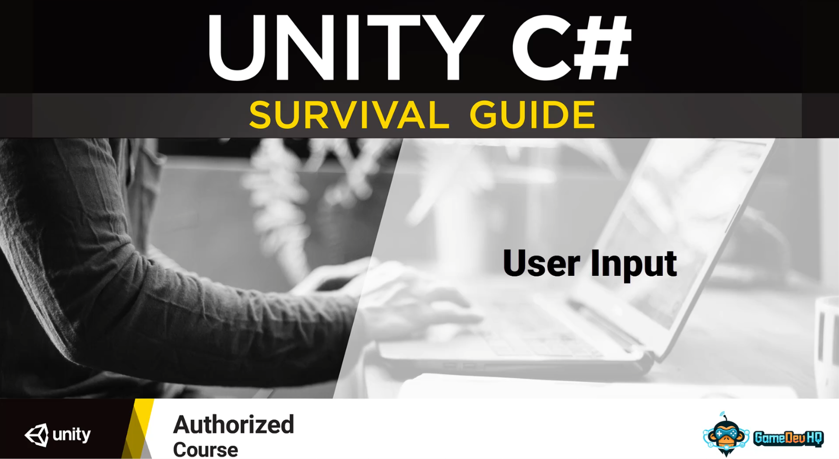 User Input - Unity Learn