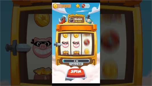 Coin Master - Free Spins & Coins  - Unity Connect