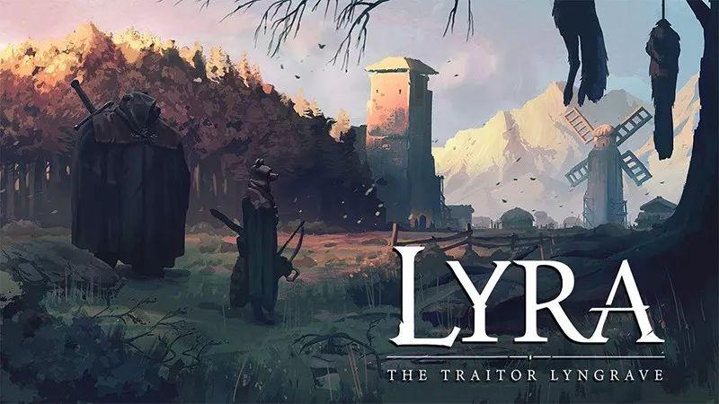 《天琴座:叛徒林格雷夫》背后的创作故事
