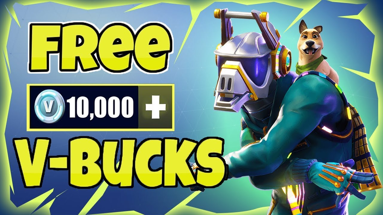 Free V Bucks No Verification Nintendo Switch | Buckfort V