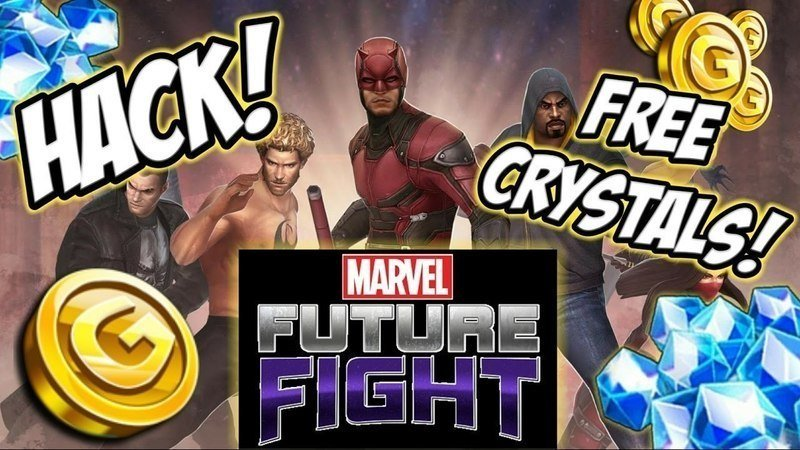 2019@ MARVEL Future Fight Hack Ios - Get Unlimited Crystals