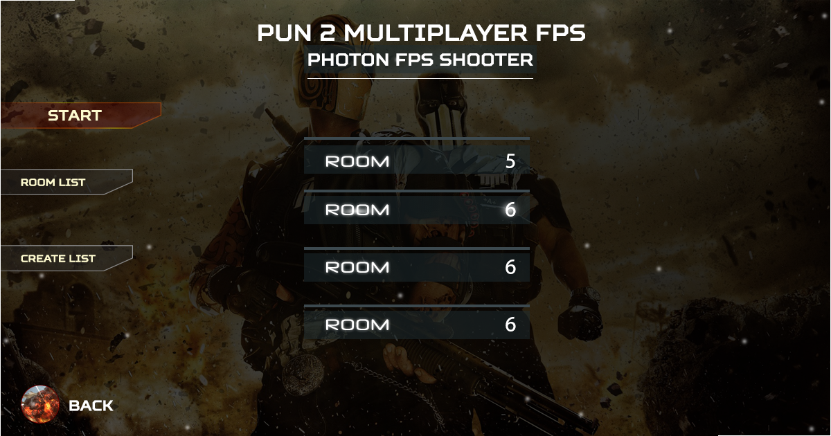Photon Multiplayer Fps - Unity Connect