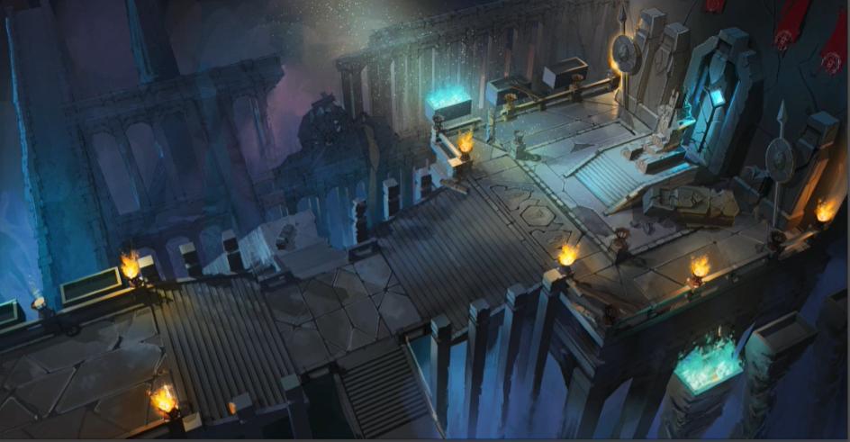 Game Environment Concept Art Fundamentals