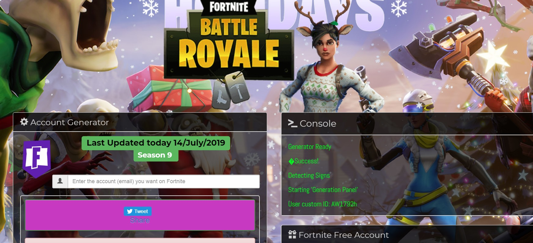 Steam Community Free Fortnite Account Generator Get Free -