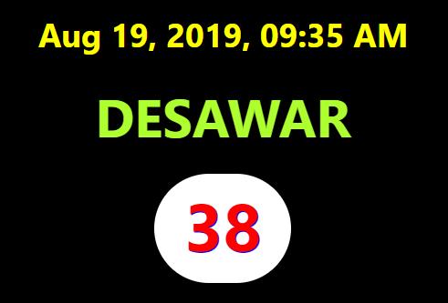Desawar, Gali, Faridabad, Ghaziabad Satta King Result Live