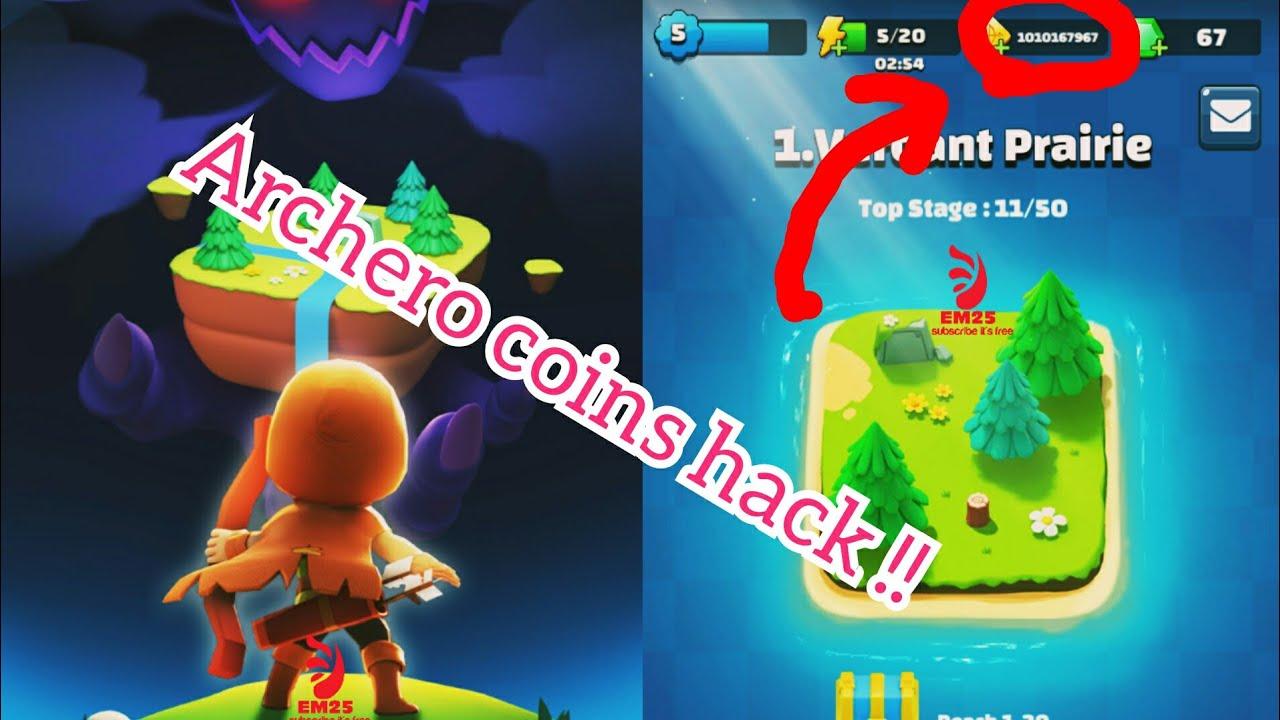 Cheat Codes] Archero Hack -Unlimited Gems {No Download, No