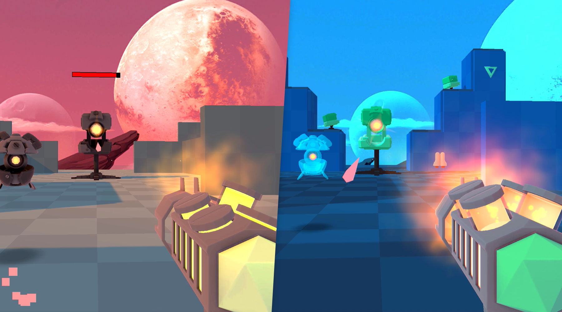 3D Gun Games No Download fps microgame - unity learn