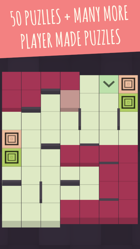 Screenshot 4: Cube Filler