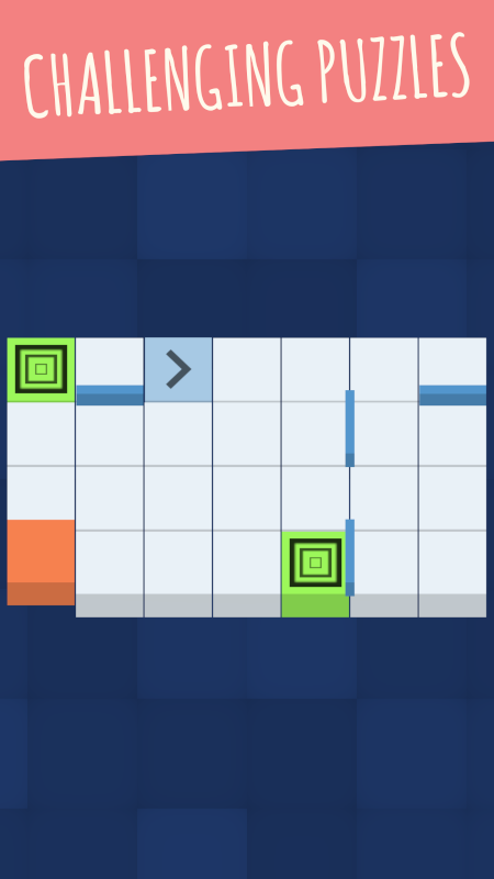 Screenshot 2: Cube Filler