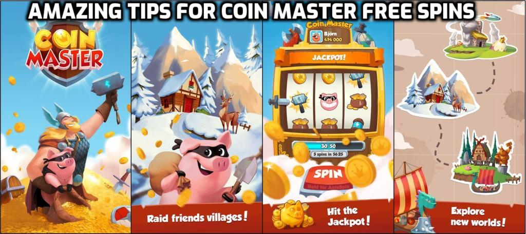 Coinmaster Free Spins Link