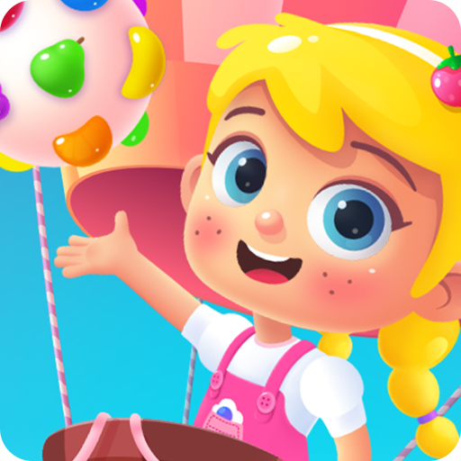 Icon: Fruit Blast Saga - Candy, Toon, Toy Crush & Match