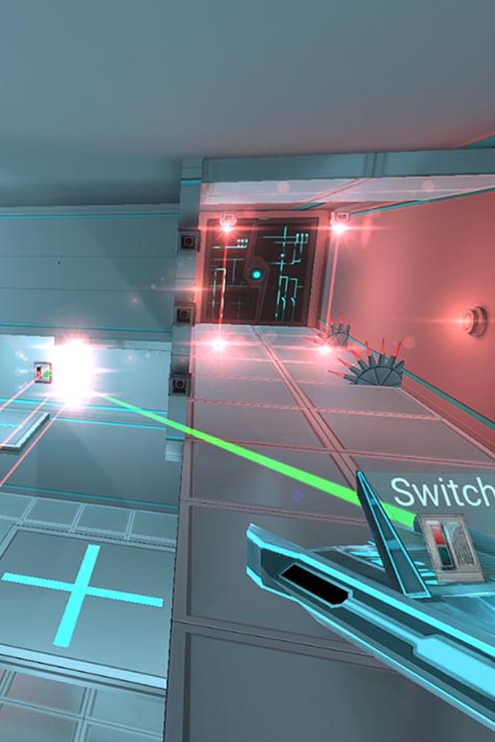 Screenshot 2: Fractal Space