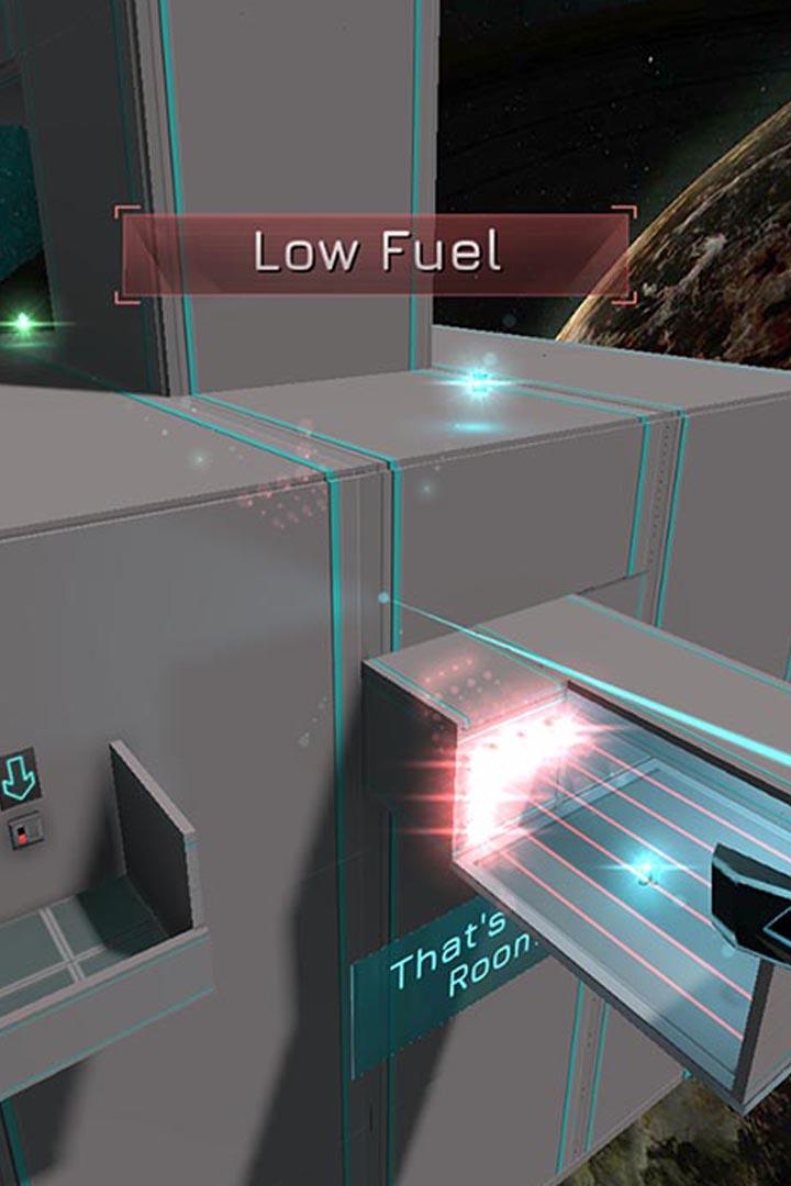 Screenshot 3: Fractal Space