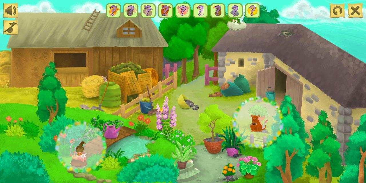Screenshot 9: Hide and Seek on Farm