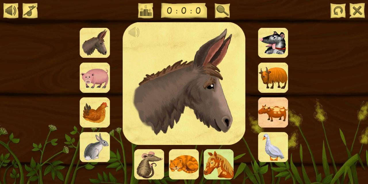 Screenshot 8: Hide and Seek on Farm