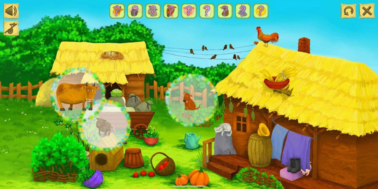 Screenshot 7: Hide and Seek on Farm