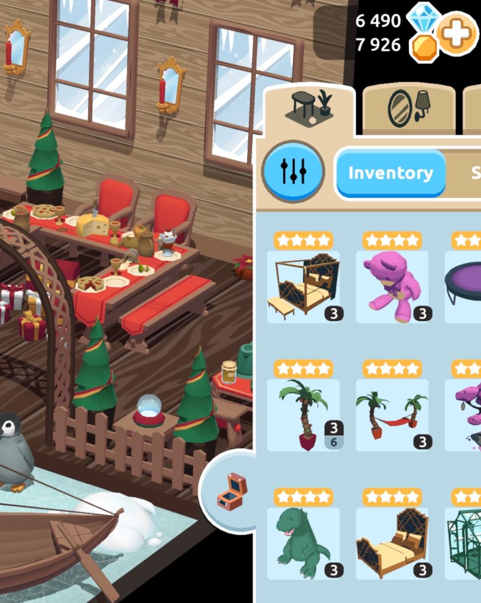Screenshot 2: Hotel Hideaway - 虛擬現實生活模擬器